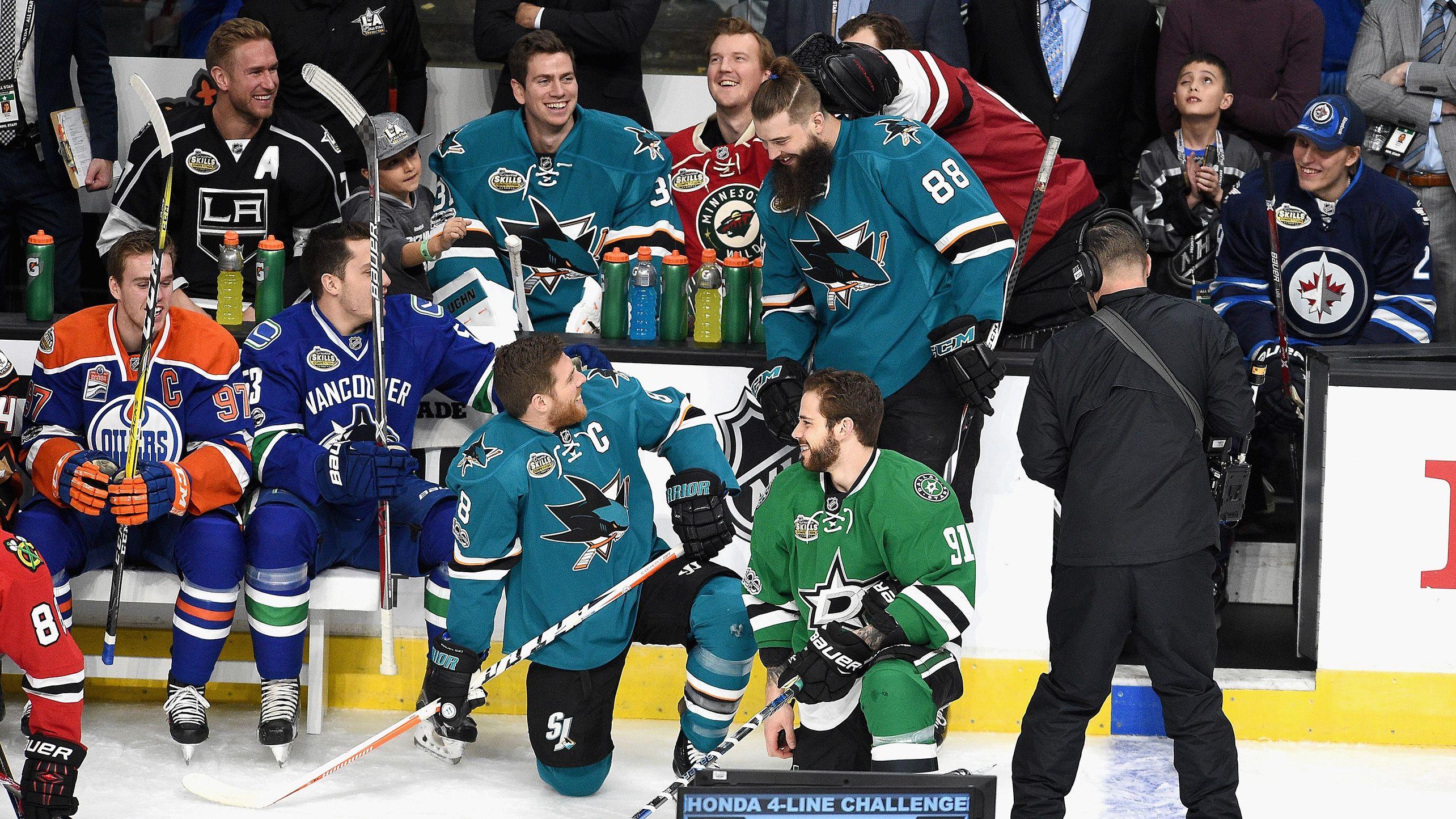 All Star Weekend Recap Dallas Stars Hockey Stars Hockey Nhl