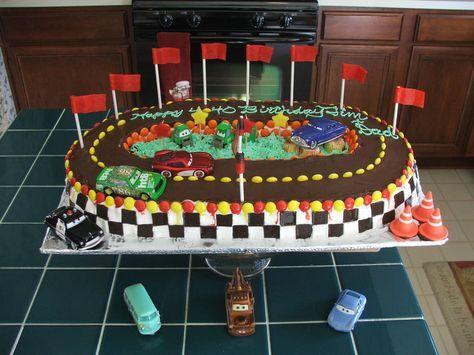 Photo of 60 Ideas Cars Cake Disney Kids