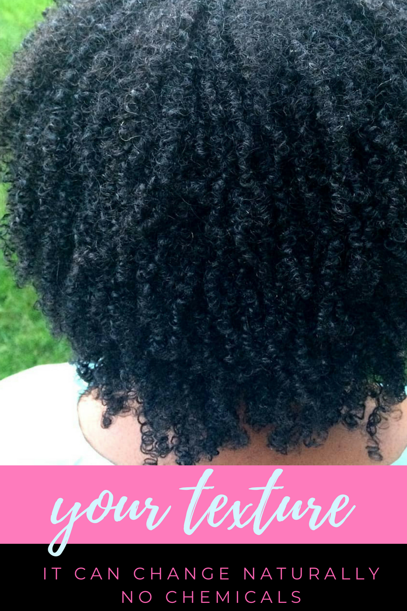 You Can Manipulate Your Texture Without Using Relaxer Or Texturizer Texturizer On Natural Hair Relaxer For Curly Hair Natural To Relaxed Hair