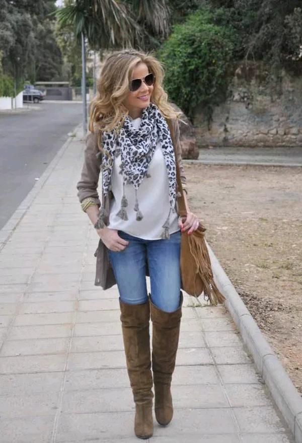 Botas de invierno ¡Outfits de moda! | Fashion | Fashion ...