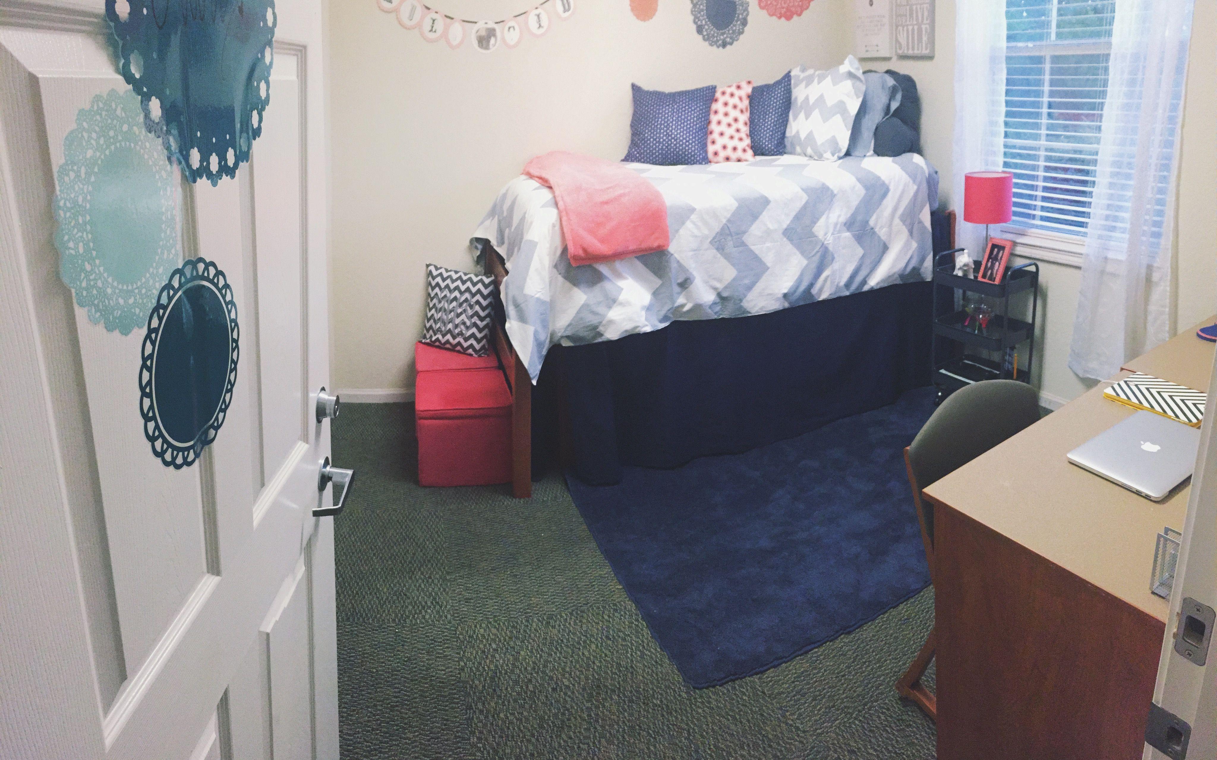 Lakeside West dorm at the University of Alabama