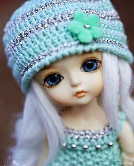 Cute And Beautiful Queen Doll: Sweet Wallpaper For Whatsapp