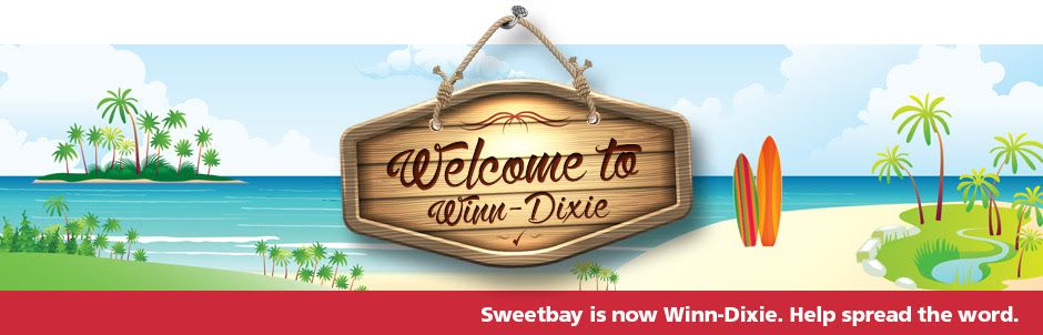 Sweetbay Is Now Winn-Dixie – See How You Can Save at Winn-Dixie and stretch your family's grocery budget. #shopping #WDBlogger
