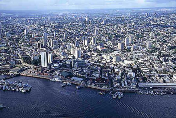Manaus – Wikipédia, a enciclopédia livre