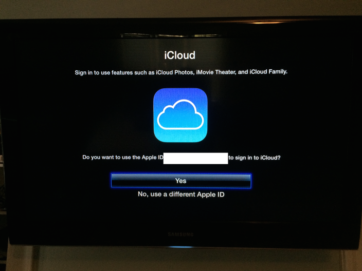 Apple TV software beta brings iCloud Family Sharing and
