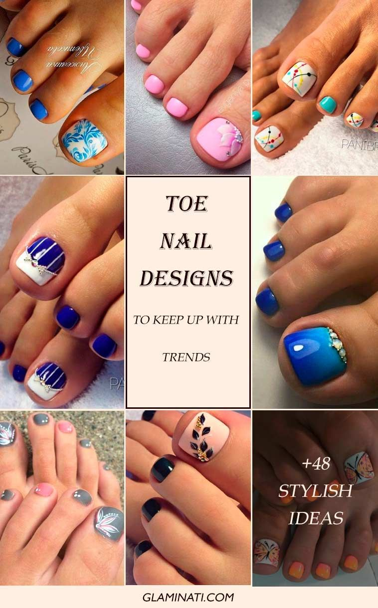 Nail Designs For Truly Fashionable Chicks Who Follow The Trends Toe Nails Toe Nail Designs Pink Toe Nails,Fractal Design Define 7 Xl Black