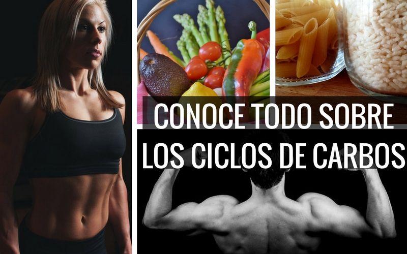 Ciclo De Carbohidratos Para Aumentar Masa Muscular Y Bajar El Porcentaje De Grasa Corpora Aumentar Masa Muscular Dieta Para Ganar Musculo Nutricion Y Ejercicio