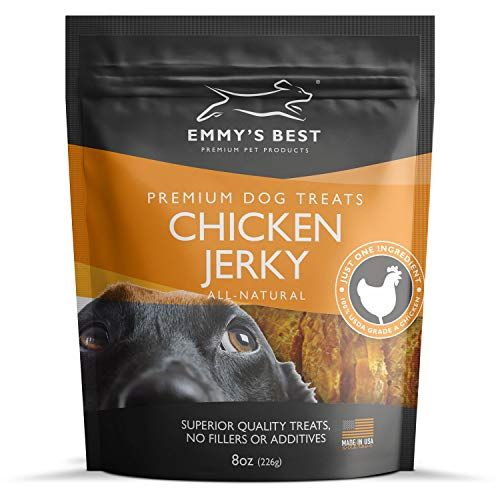 Emmy S Best 1 Premium Chicken Jerky Dog Treats Made In Usa Only