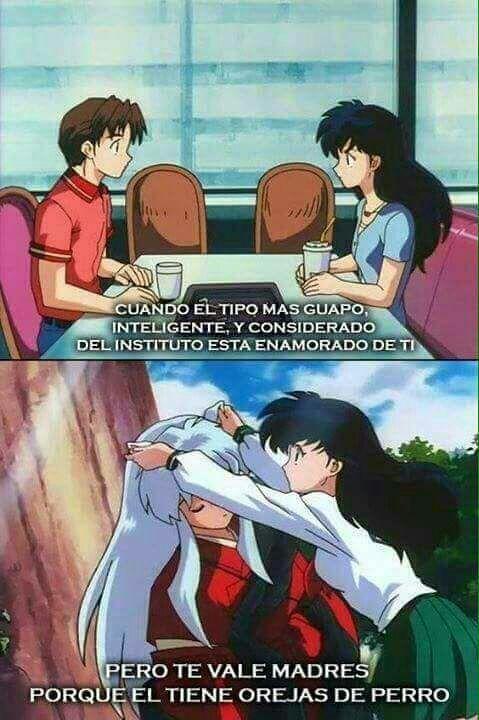 Inuyasha Memes 3 C Finalizada Memes Frases De Inuyasha Meme De Anime