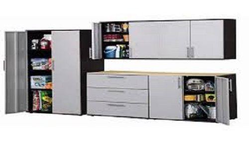 Fresh Garage Cabinets and Storage