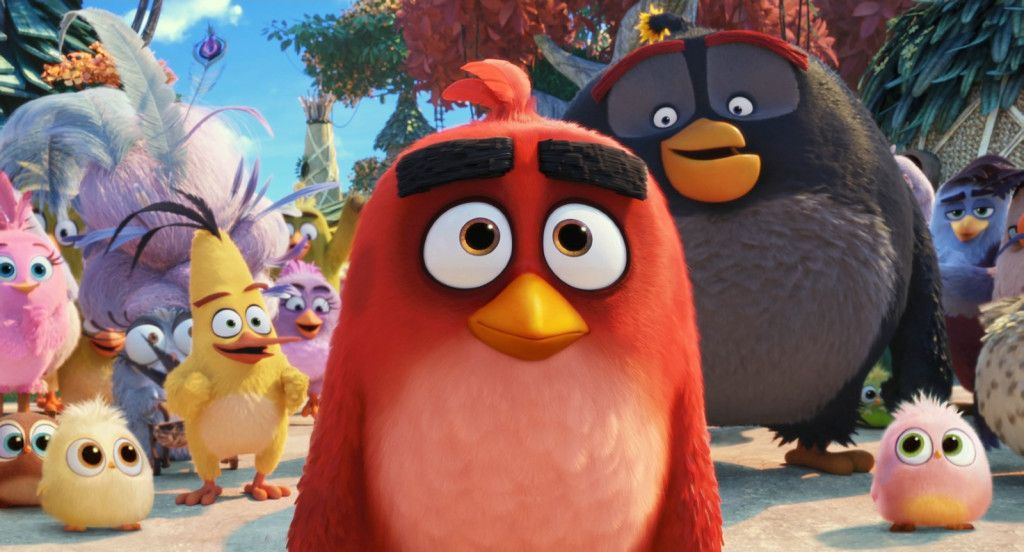 Angry Birds Movie 2 Flies To 4 2m Running Total On Wednesday Box Office Update Angry Birds Movie Angry Birds Movies Online