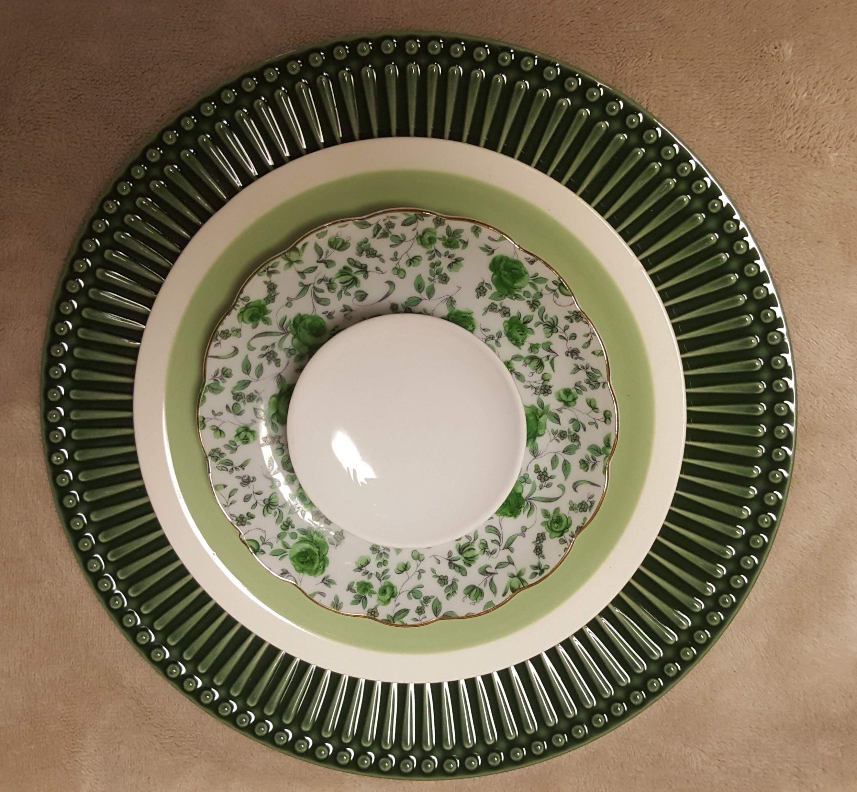 Decorative Plates By Jill Cleaver On Garden Art