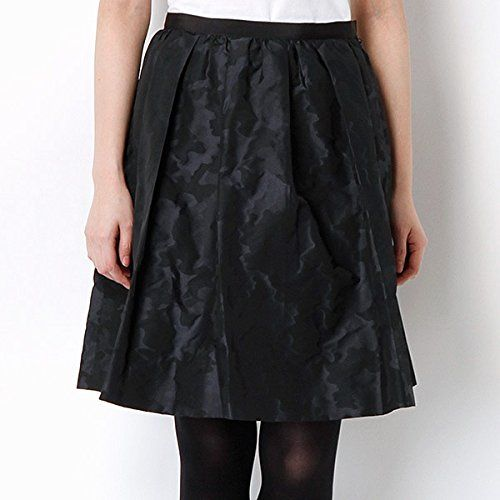 amazon co jp ナノ ユニバース レディース nano universe カモフラジャガードギャザースカート 服 ファッション小物通販 ファッション ギャザースカート レディース