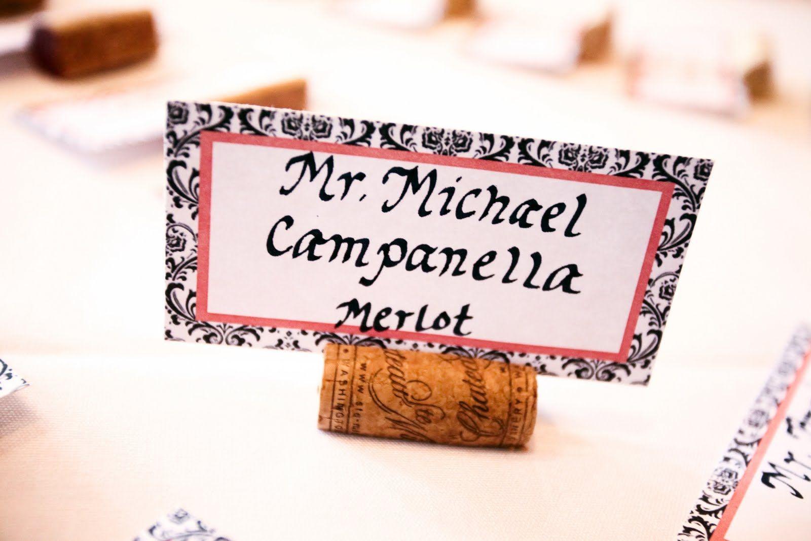 Name Cards Cute Wedding Fun Pinterest Wedding Fun And Weddings