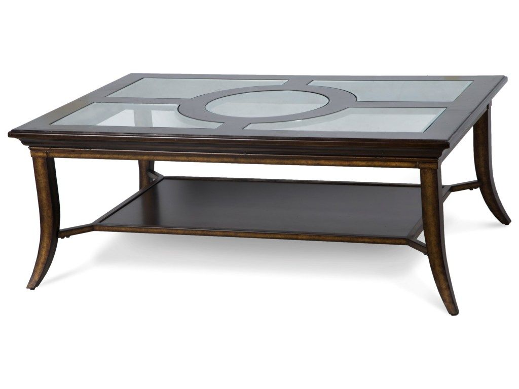 Magnussen Home Parsonsrectangular Cocktail Table Coffee Table Glass Top Coffee Table Rectangular Coffee Table [ 768 x 1024 Pixel ]