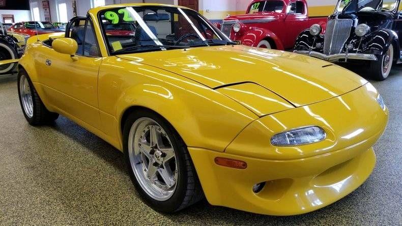 1992 Mazda Mx5 Miata For Sale 2192823 Hemmings Motor News Miata Mx5 Mazda Mx5 Miata