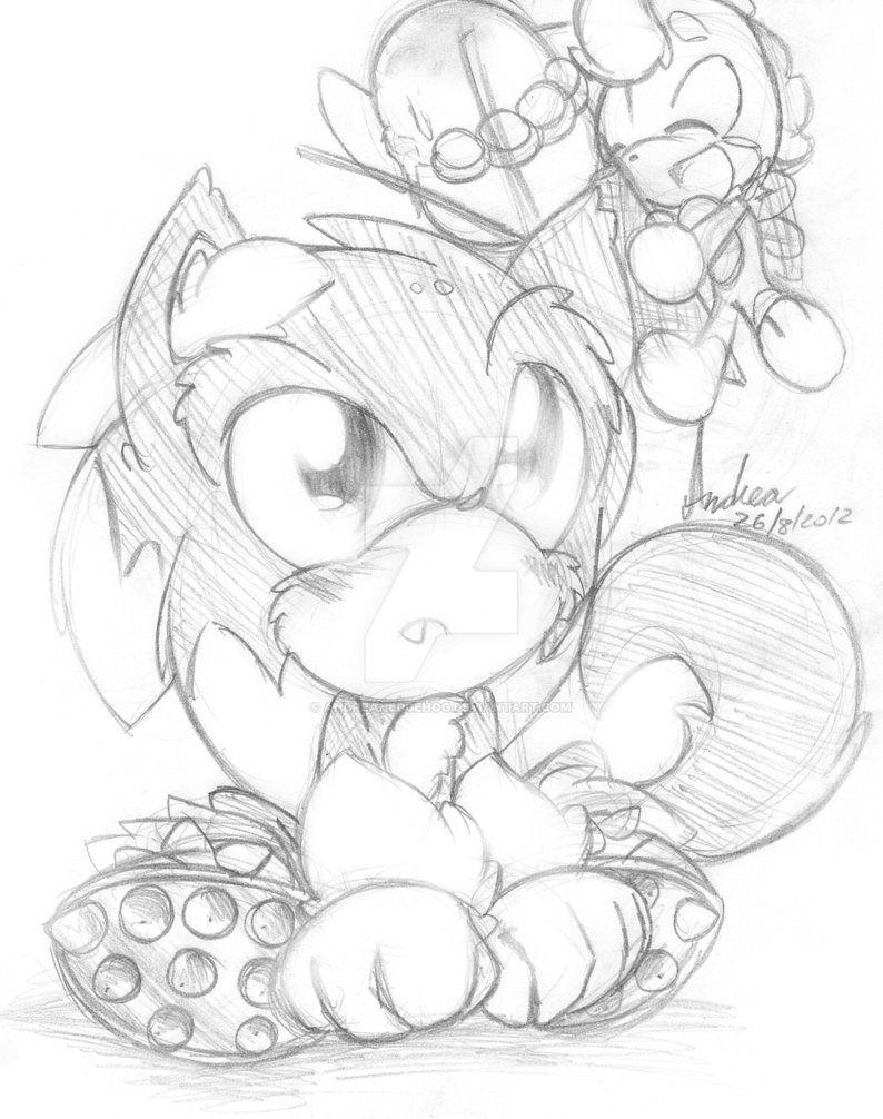 Sweet Side by andreahedgehog