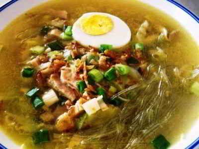 Resep Soto Jawa Timur Tengah Asli Kuah Kuning Enak Bumbu Balado Resep Masakan Resep Masakan Indonesia