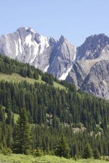 Sziklás-hegység,Kanada