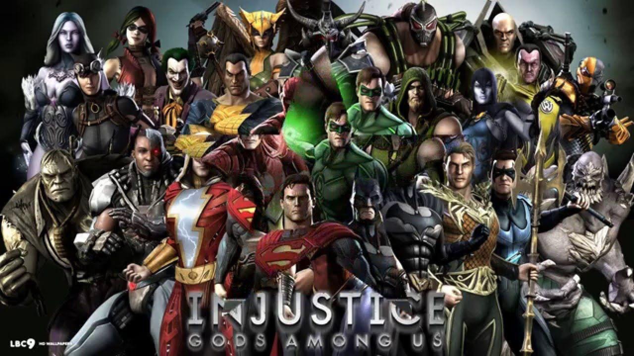 Injustice Gods Among Us 2 7 0 Mod Apk Data Is Here Latest Injustice 2 Injustica Filme Online Hd Gratis