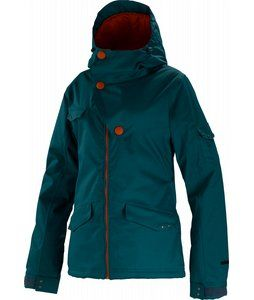 Special Blend Crash Snowboard Jacket - Womens