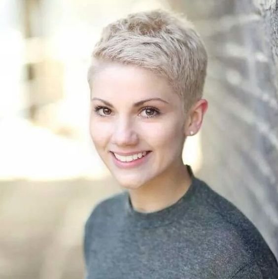 Super Short Hairstyles Endearing 20 Women's Attractive Super Short Hairstyles With Pictures