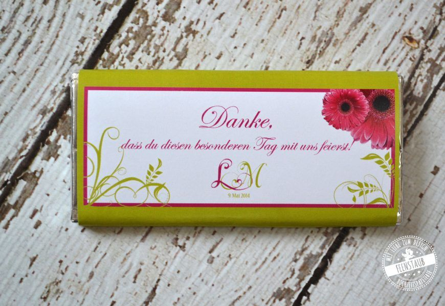 Hochzeitsmenü Hochzeitstisch Tischkarten