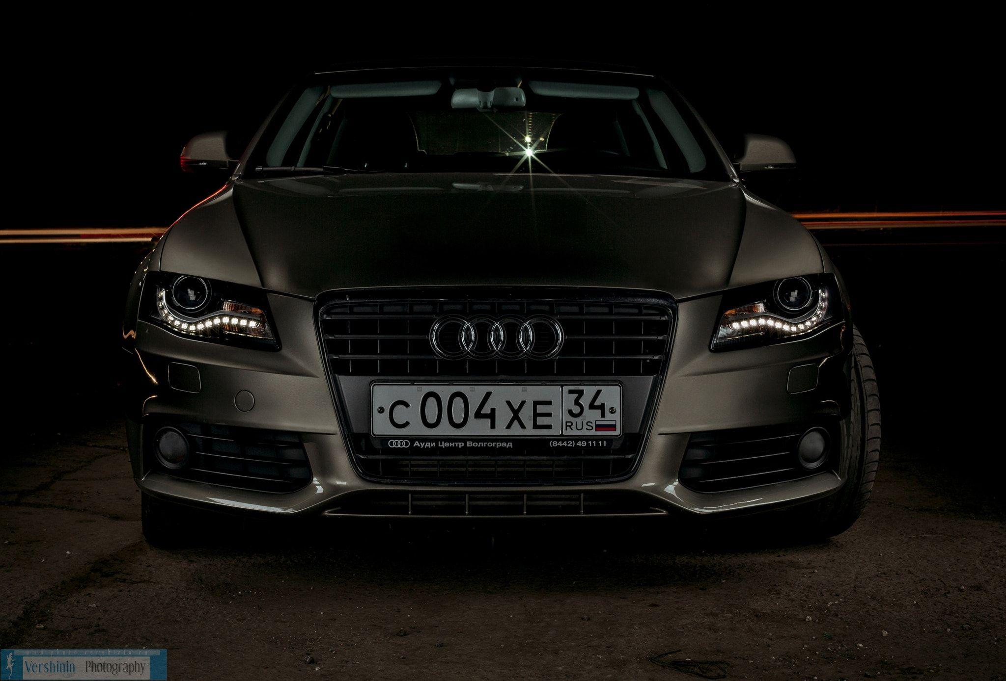 Audi A4 1.8T - cool car