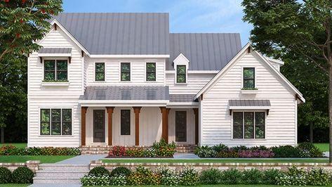 Unique Farmhouse Style House Plan 4 Beds 4 Baths 2760 Sq Ft Plan 927 981 Inspirational - farmhouse style homes Luxury