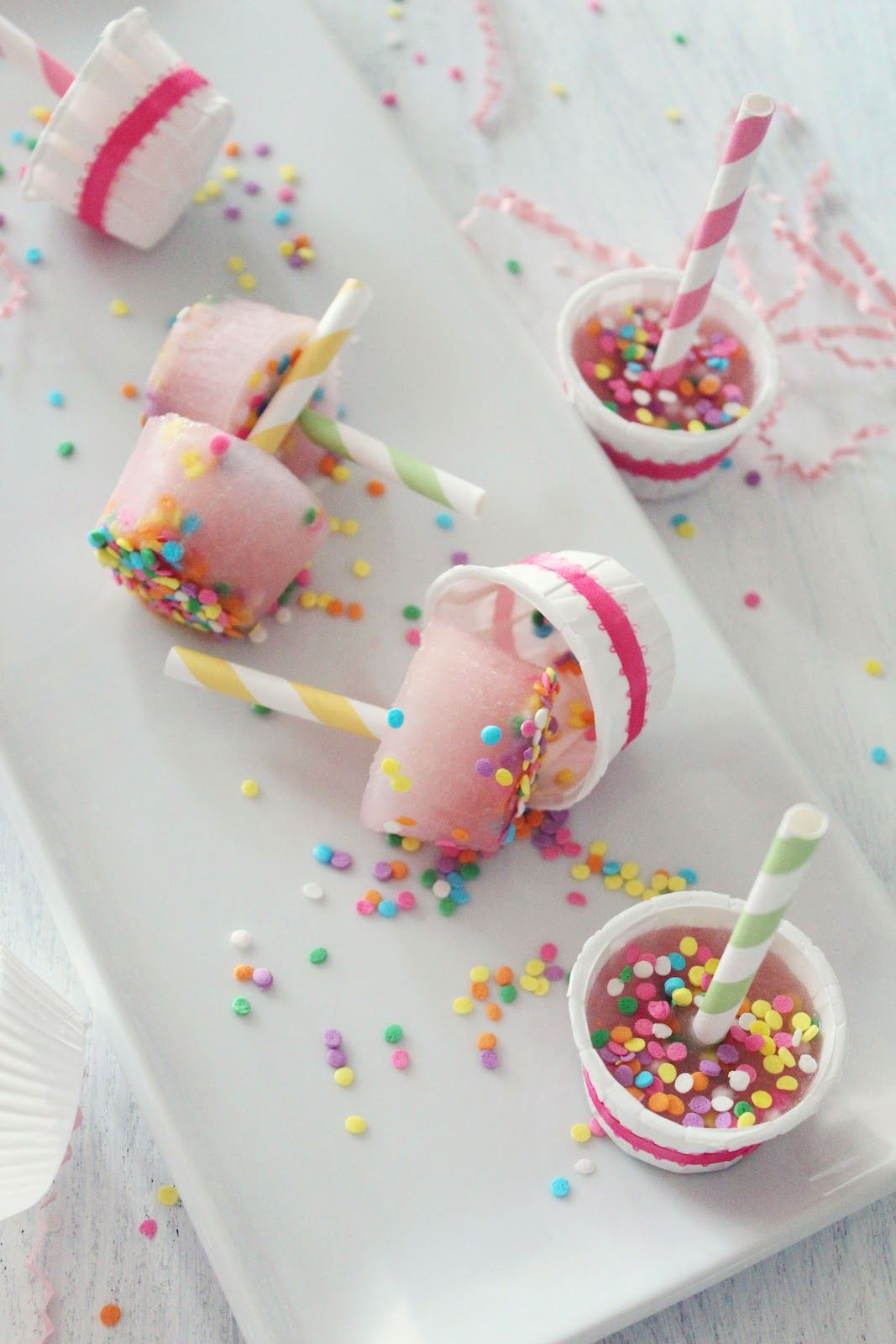 Confetti Ice Cream Pops Confetti Ice Cream Pops new pictures