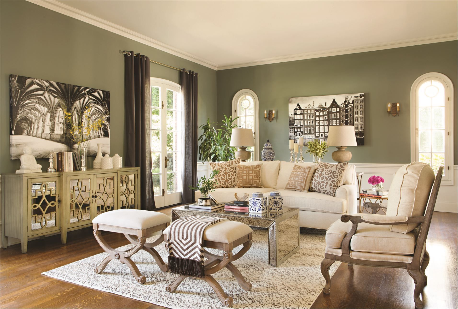 514GREENWITHENVY Paint colors Pinterest