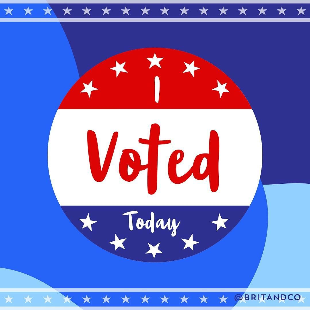 You better earn your I voted sticker by making your voice heard