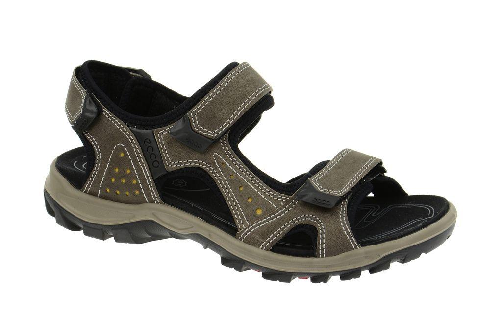Ecco Offroad Lite Sandale Herren Warm Grey Grau Schuhhaus Strauch Onlineshop Offroad Shoes Sandals