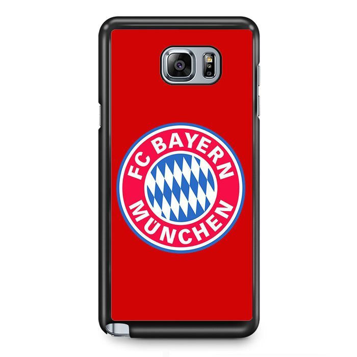 Bayern Munchen Red LogoPhonecase Cover Case For Samsung Galaxy