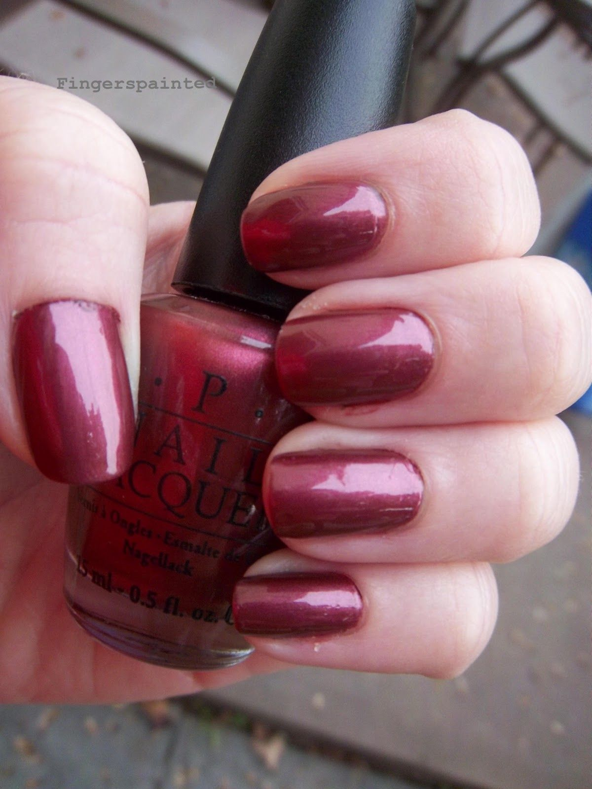 OPI: God Save the Queen\'s Nails | Random People, Things, & Places ...