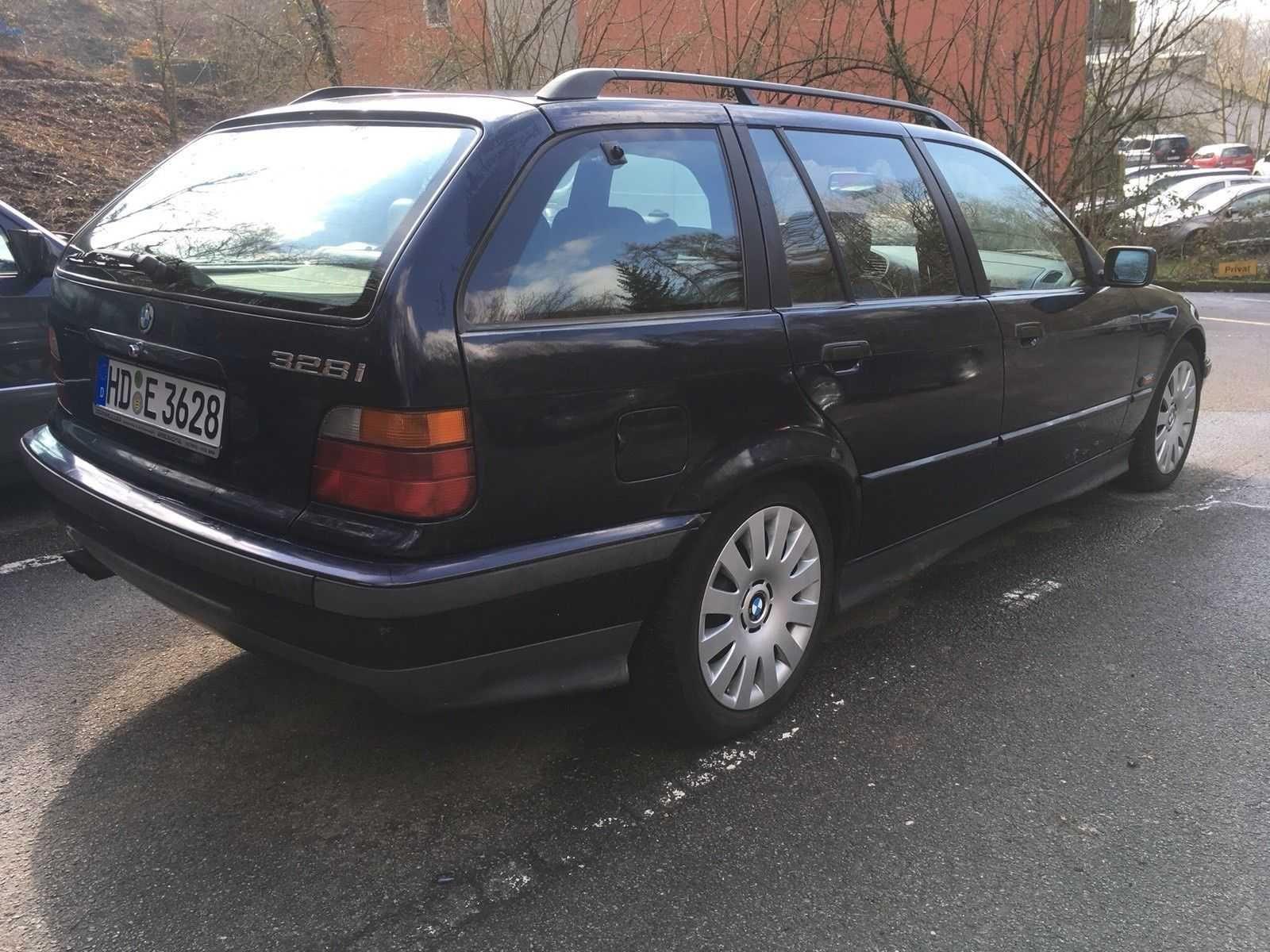 eBay.de - Mobiles günstiger - BMW E36 328i Touring, Schalter, TÜV ...