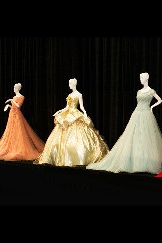 Disney and Harrods Auction Princess-Inspired Dresses (BridesMagazine ...