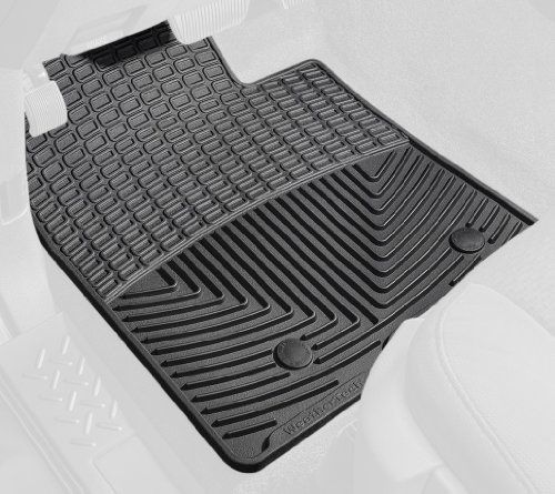 Weathertech Rubber Floor Mat For Select Volvo Models Set Of 2 Black Best Value Buy On Amazon Weather Tech Rubber Flooring Rubber Floor Mats