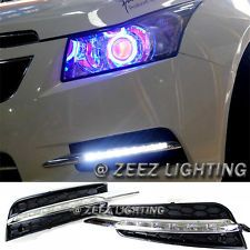 0d2a11e5b939776ec336a076e230190c exact fit led daytime running light drl fog lamp kit chevy cruze 2014 chevy cruze fog light wiring diagram at n-0.co