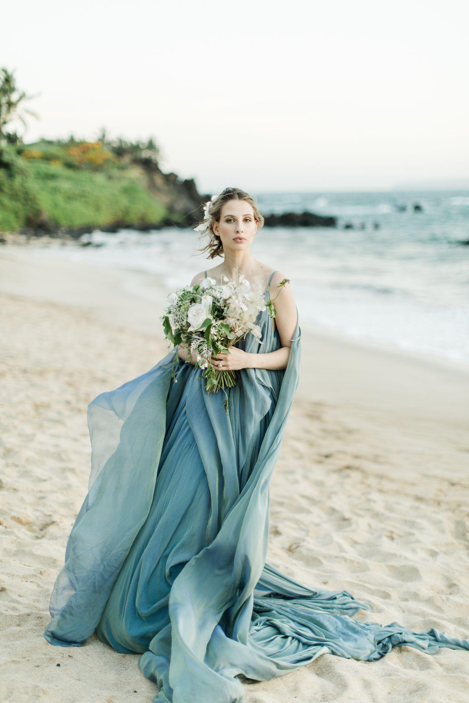 Inspiration Iana In Hawaii Luxury Wedding Dress
