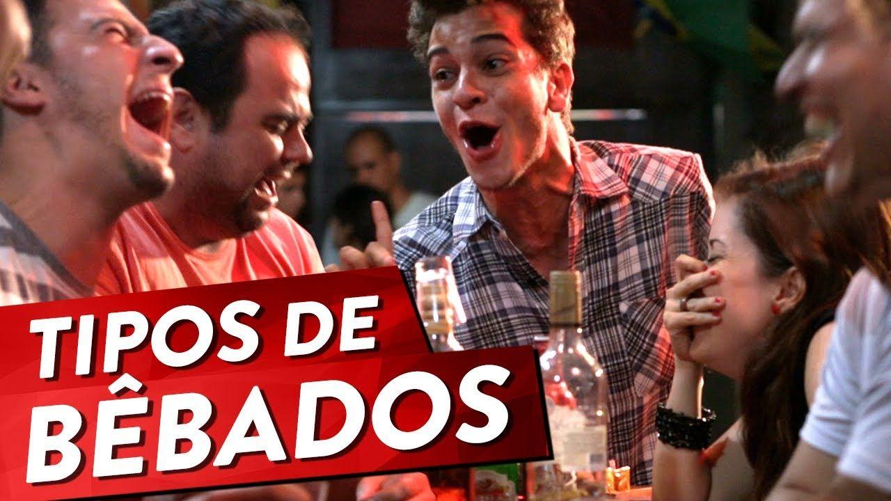 TIPOS DE BÊBADOS Pt. 1