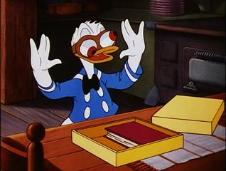 Situssptn Fashion Protective Creepy Donald Duck Meme Case Cover