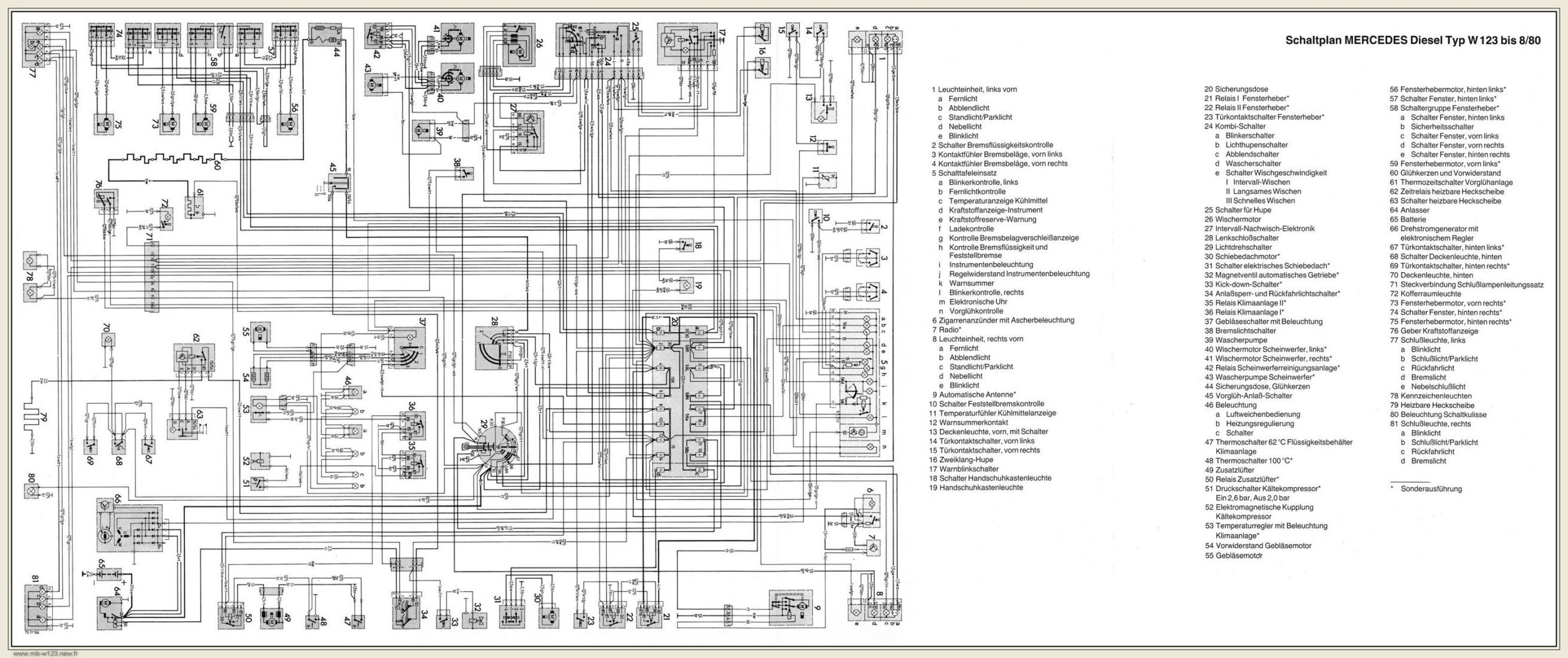Schaltplan Mercedes W115 2 Benz Pinterest 280se Wiring Diagram Service Manual Autos Textbook User