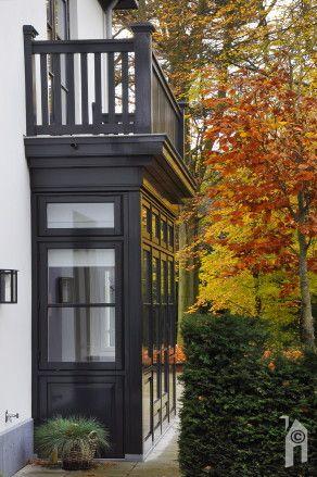 Mooi Balkon Op Erker Voor De Toekomst Atelier 3 Perfect Passend