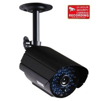 Videosecu Security Camera Outdoor Weatherproof Day Night 520tvl High Resolution Bullet Surv Outdoor Security Camera Security Cameras For Home Cctv Surveillance