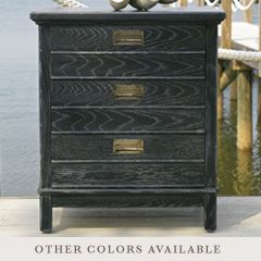 Stanley Furniture Coastal Living Resort Cape Comber Chairside Chest SF06215