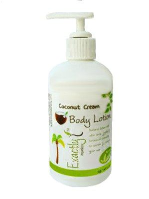 Best organic body lotions