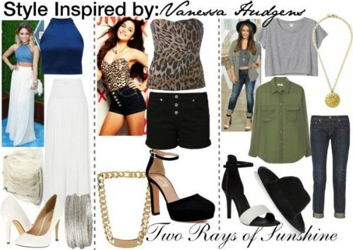 Style Inspired by: Vanessa Hudgens