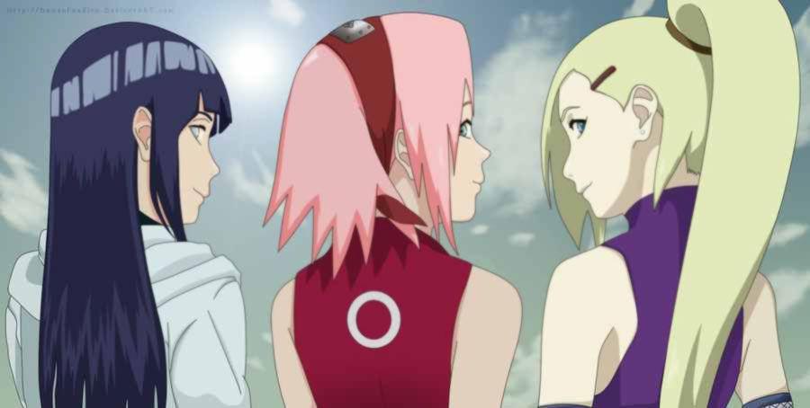 Join. naruto shippuden sakura and ino