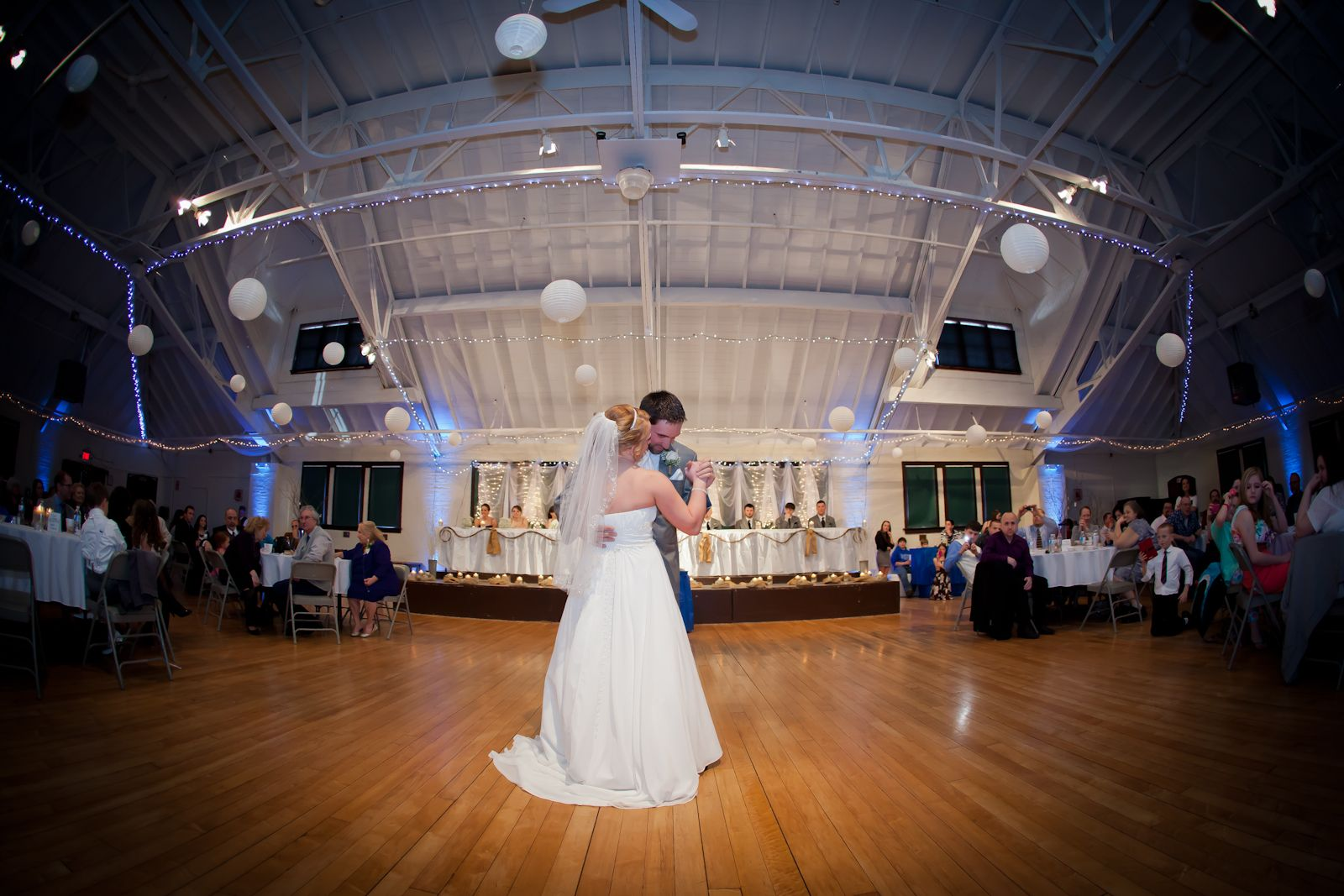 A Beautiful Wedding Reception At The Westerly Armory In Downtown Ri Congratulations Alesha Nate Pinterest Discover More Ideas About